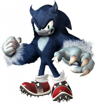 Les 8 formes de Sonic