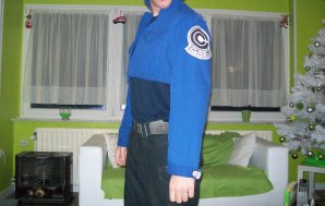 Création Cosplay de Trunks ( 1 / 2 )