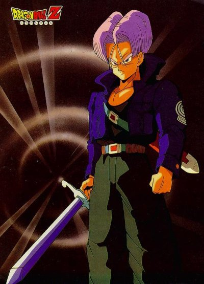 Création Cosplay de Trunks ( 2 / 2 )