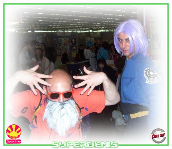 Japan Expo 13e Impact & Comic Con' Saison 4