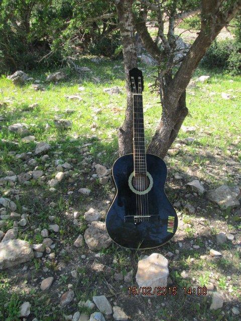 mon guitara
