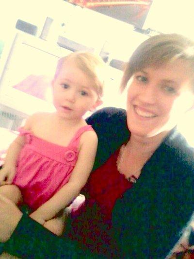 Ma meillieur amie et ma fille