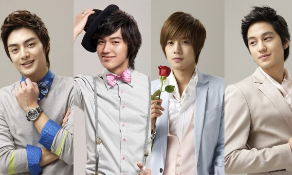 Boys Over Flower