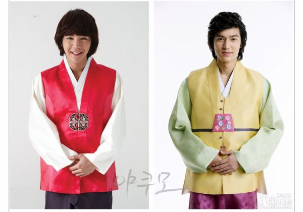 Lee Min-ho VS Jang Geun-Seuk