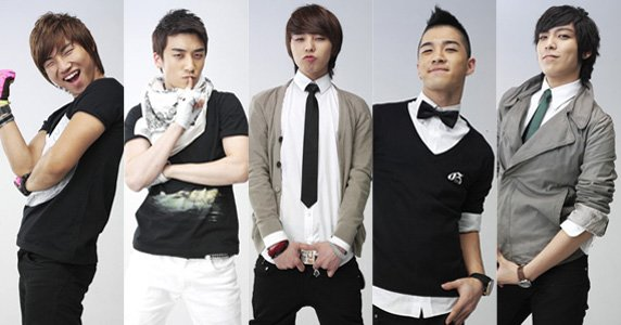Big Bang VS SHINee