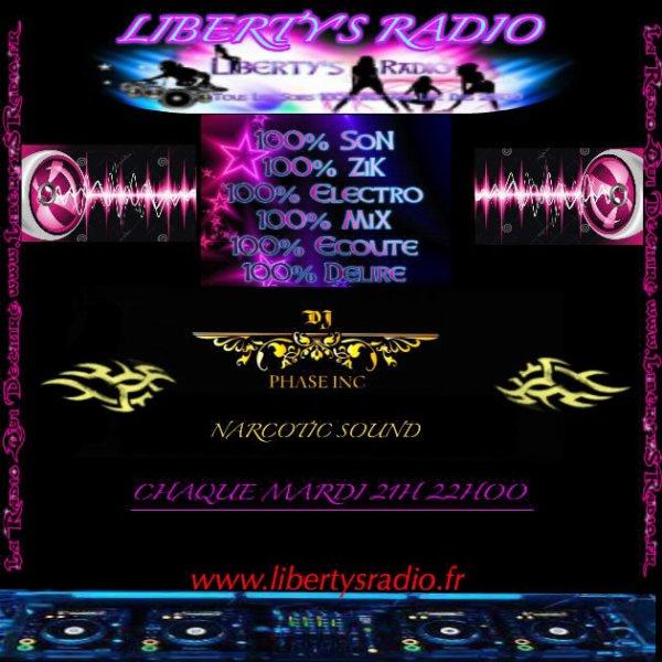 RDV TS LES MARDI SOIRS 21H 22H SUR LIBERTY'S RADIO