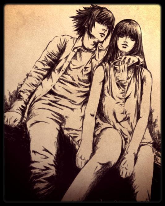 Fiction n°58 : Fiction-SasuHina