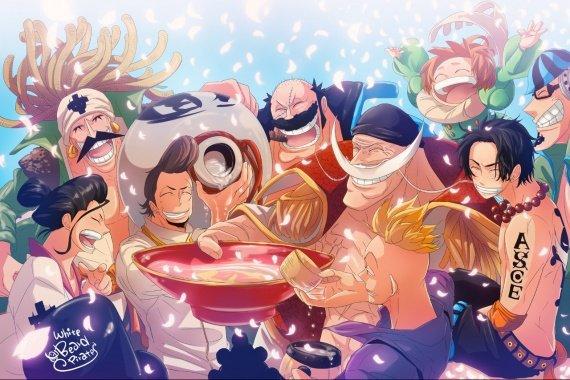 Fiction n°72 : One-Piece-Asce