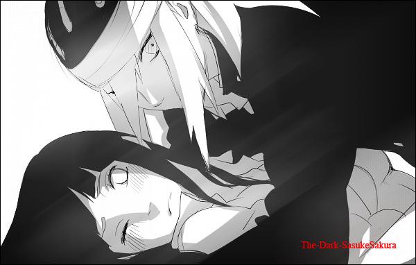 One Shot n°74 : The-Dark-SasukeSakura