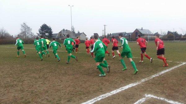 98e article : championnat : les matchs du samedi : les cadets contre Eprave , les juniors à Meux