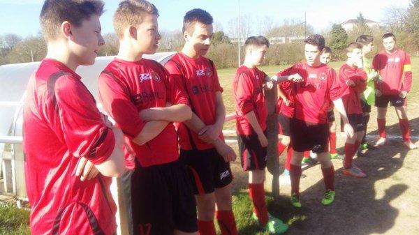 106e article : match d'alignement : les cadets contre Gesves , les scolaires contre Rochefort