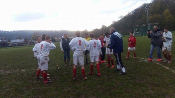 111e article : championnat cadets u15 : Rochefort-Assesse