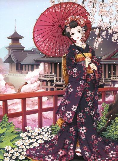 Kimono Collection