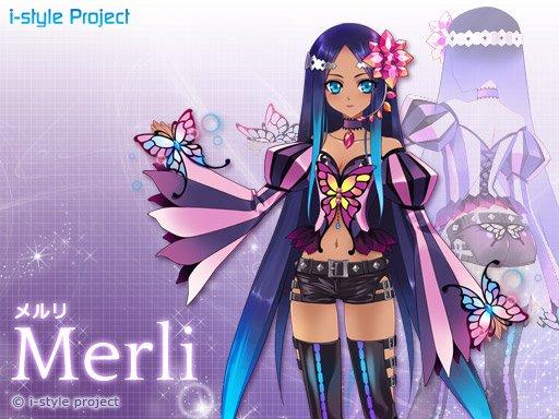 Vocaloid 3 : Merli ( en audition pour trouver sa voix )