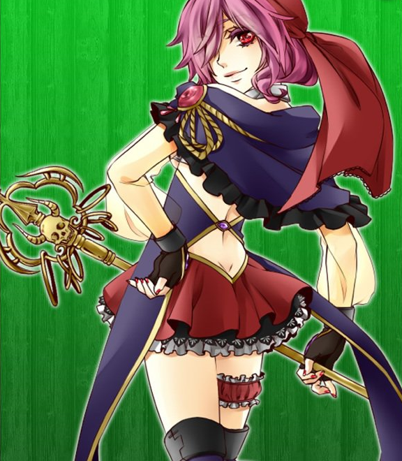 Tenbungakusha, kaizoku, akuma... To watashi? : les personnages