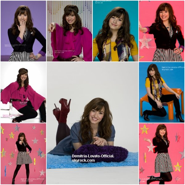 2008Photoshoot: La Miss Demi a rencontrer  J Terrill pour faire un photoshoot pour  Bop and Tiger Beat Magazine  a Los Angeles, CA