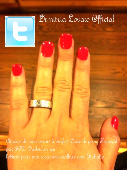 "3 Mai 2011:  Nouveau Scan du magazine ""Tiger Beat Magazine ""  de Juin 2011"