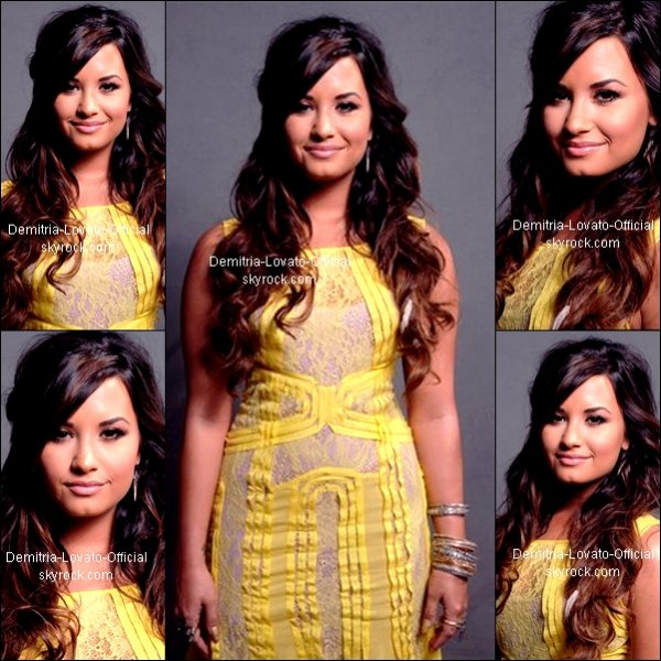 07 Août 2011:Evenement:  Demi Lovato au  Teen Choice Awards 2011