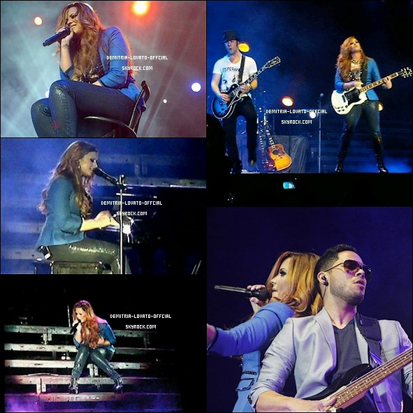"-13.04.2012: Demi a fait un concert au ""Figali Convention Center"" de Panama  -"