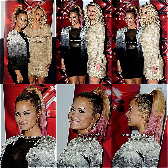 -16.06.2012: Demi a continuer les auditions d'X-Factor a San Francisco, CA 22.06.2012 Demi a donnée son deuxième concert de sa tournée a  Holdem  au New Jersey  -