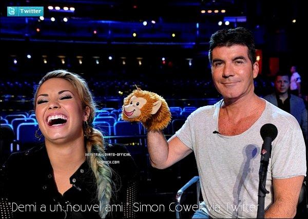 -26.07.2012 Demi a était vue allant au restaurant Sushi Samba à Miami, FL -