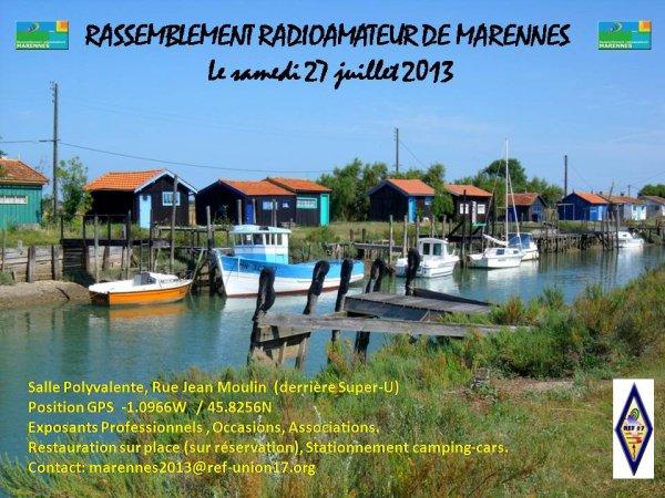 Rassemblement Radio Marennes