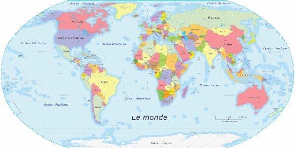 Liste des Préfixes des Pays en DX sur le 11 m