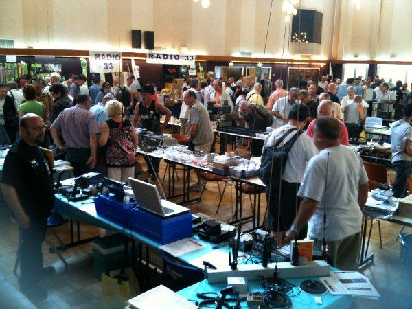 Compte rendu: Pour le 1er Salon Radio de Marennes