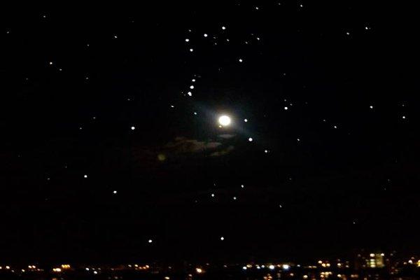 Pic d'étoiles filantes ce mardi soir 22/04/2014