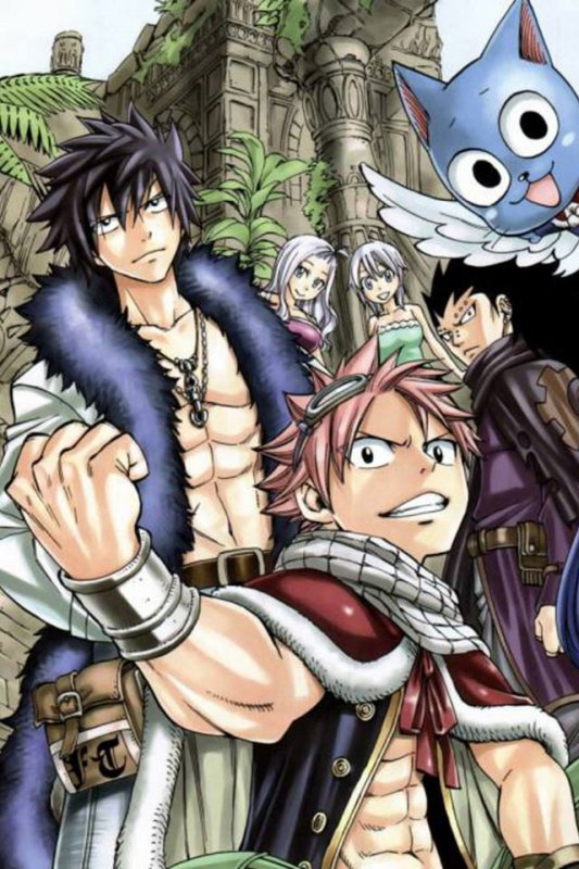 Fairy Tail ^_~