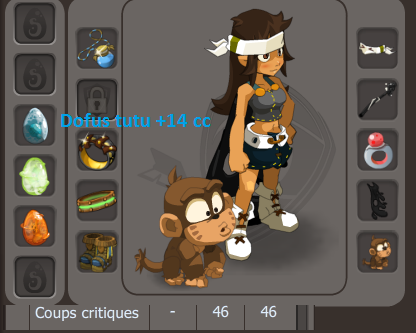 Présentation des personnage 1/2cc Team Bfs