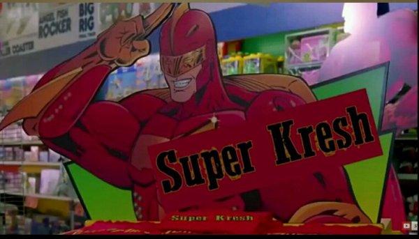 Super kresh ( clip sur youtube )