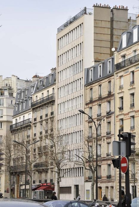 46 boulevard Exelmans