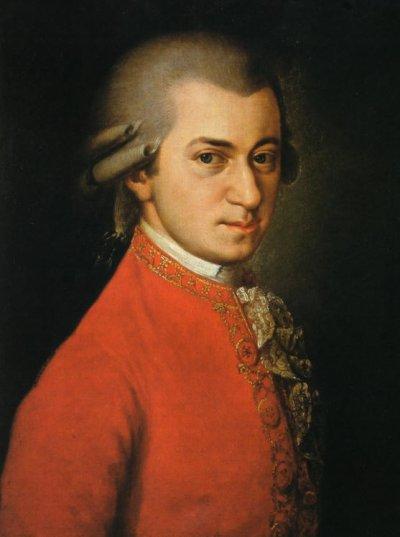 Mikelangelo ( Wolfgang Amadeus Mozart ) + Biographie de Mozart