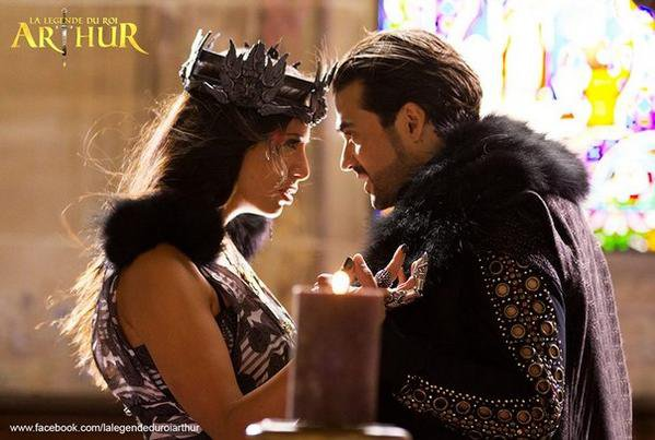 La Légende du Roi Arthur, Quand l'amour change le cours de l'histoire
