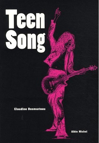 Teen Song de Claudine Desmarteau