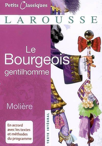 Le bourgeois Gentihomme de Molière
