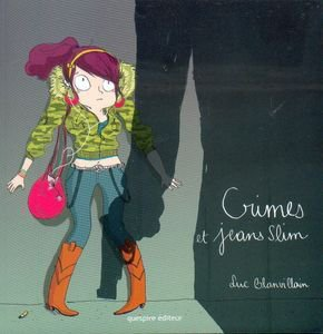 Crimes et Jeans slims de Luc Blanvillain