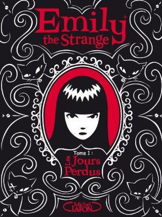 Emily The Strange de Rob Reger