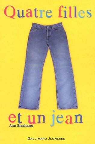 Quatre filles et un jean : le premier été de Ann Brashares