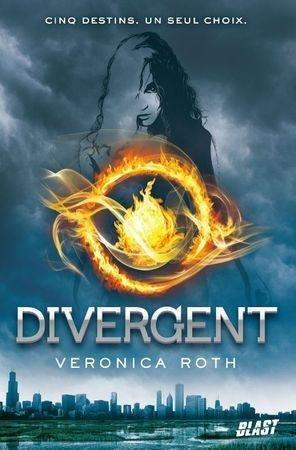 Divergent (tome 1) de Veronica Roth