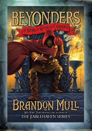 Beyonders (tome 1) Vers l'autre monde de Brandon Mull