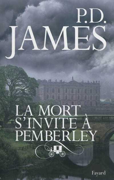 La mort s'invite à Pemberley de Phyllis Dorothy James