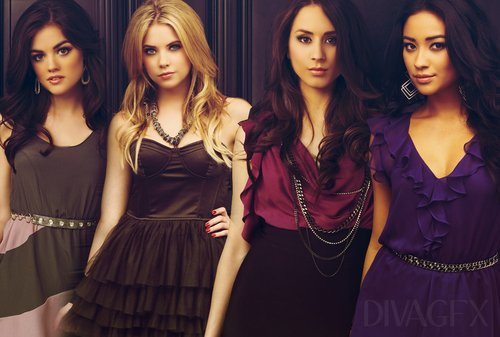 Pretty Little Liars, saison 1 (2010)