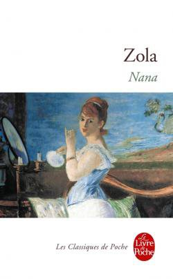 Nana de Emile Zola