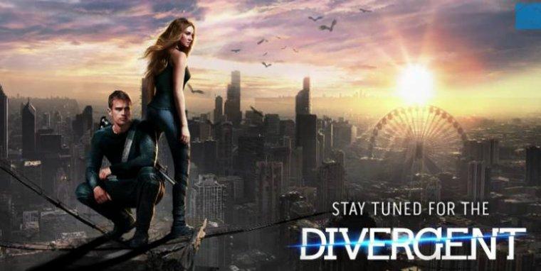 Divergente - le film