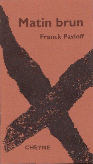 Matin brun de Franck Pavloff