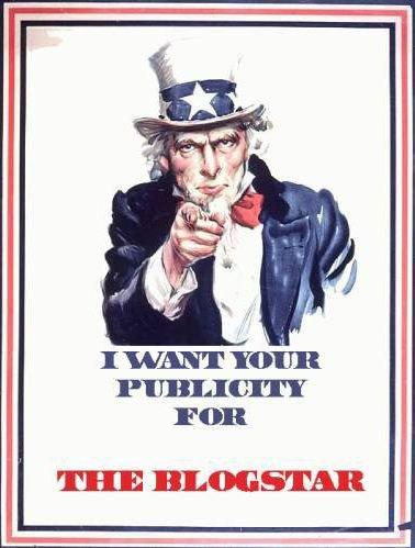 Ich möchte blogstar sein
