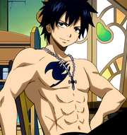 Biographie de Grey Fullbuster