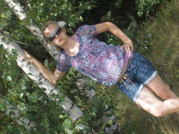 moi pendant les vacances d' ete 2011